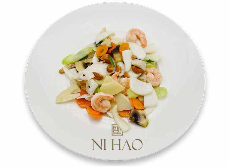 28.Tris di mare Ni Hao